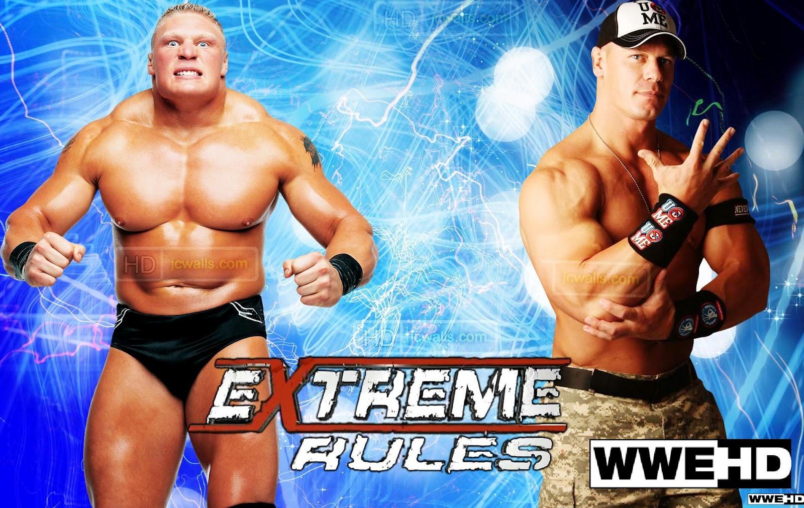 Brock Lesnar Vs John Cena