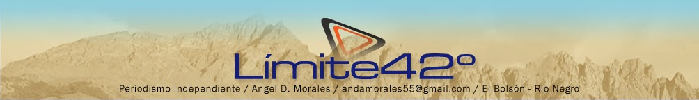 LIMITE42.COM Paralelo de Noticias #Limite42  @Limite42 #ElBolsón