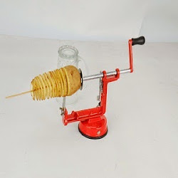 SPIRAL POTATO SLICER /