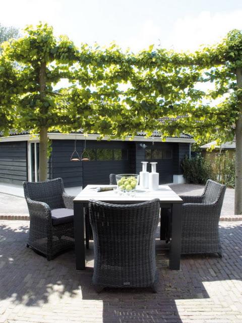Muebles para patios jardines patios y jardines for Muebles patio