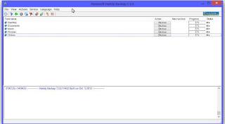 Handy Backup Home Standard Full Serial