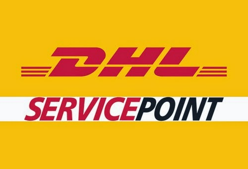 Kantor Cabang DHL Service Point Sulawesi NTT-NTB Papua