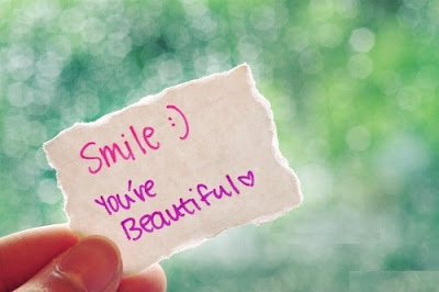 smile you are beautiful - beauty bargains