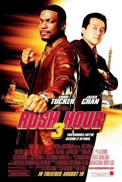 Giờ Cao Điểm 3 - Rush Hour 3 (2007) Poster