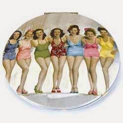Jellycat Catseye Bathing Belles Clam Mirror