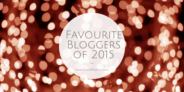 Favourite Bloggers of 2015