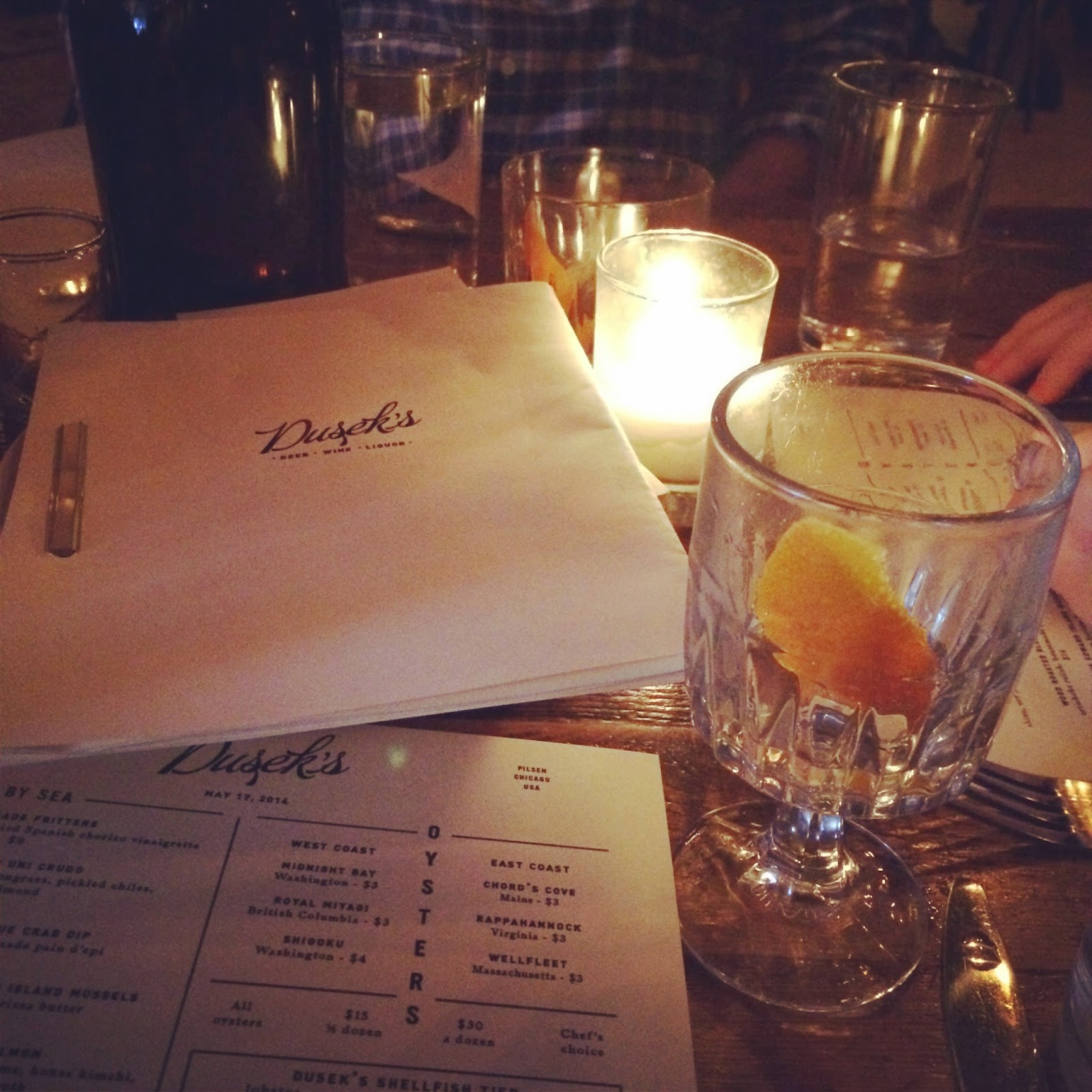 Recent Chicago Restaurant Visits Laidback Dinner Date Nights 1