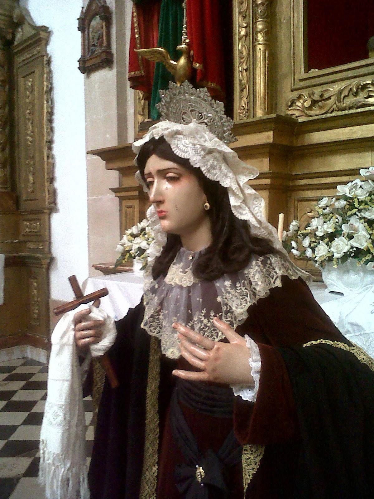Santa María Magdalena en Noviembre
