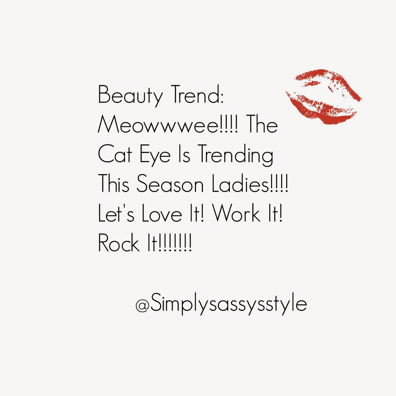 Fall Beauty Trends www.simplysassysstyle.com