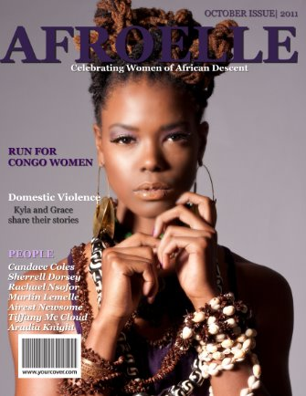 My first cover