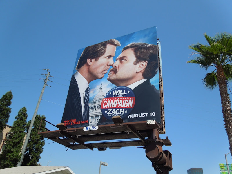 Campaign 2012 movie billboard