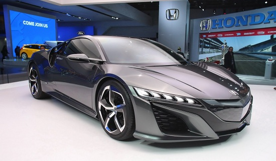 2015 Honda NSX