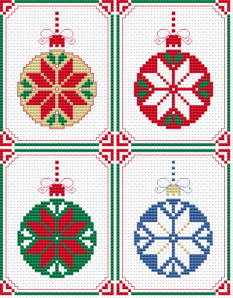 Free cross stitch patterns more