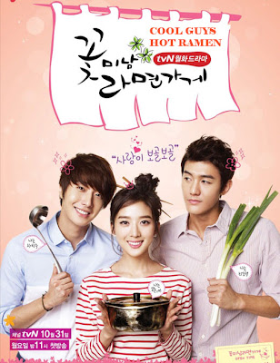 Cool Guys Hot Ramen Drama Korea Terbaru Indosiar | Sinopsis Cool Guys Hot Ramen | Para Pemain Cool Guys Hot Ramen Lengkap