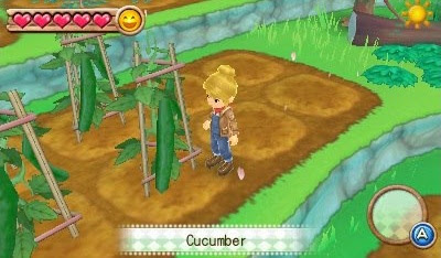 Harvest Moon 3D: A New Beginning Screenshots