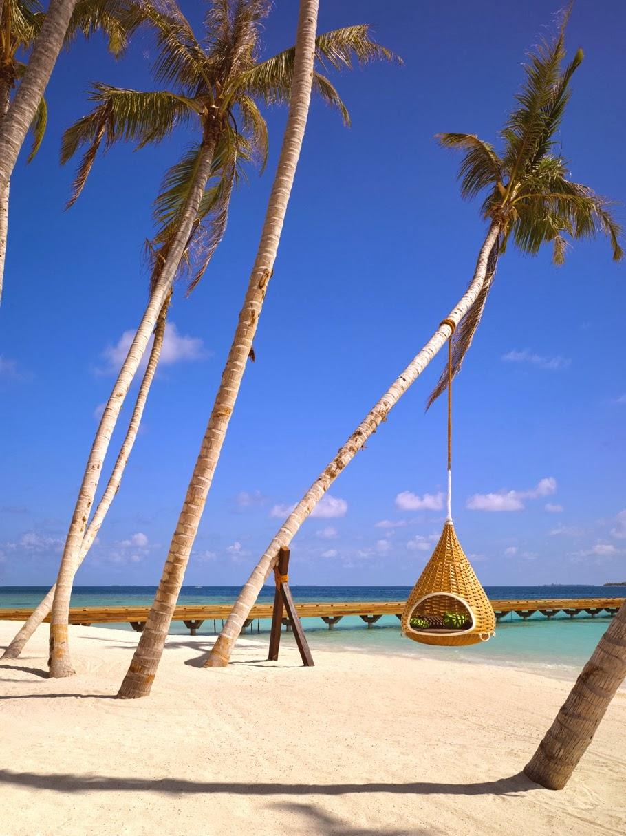 The Velaa Private Island in the Maldives