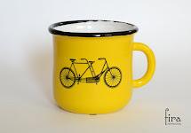 Оригинальные керамические чашки