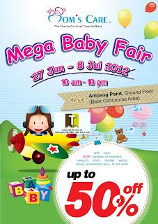 Mega BAby Fair Mom's Care 2012