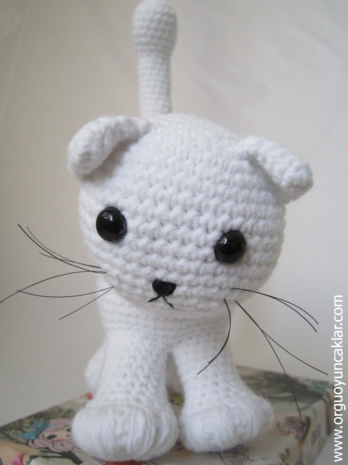 Crochet Patterns Of Cats : sevimli oyuncaklar dolls&toys: Amigurumi Katze - Amigurumi Cat
