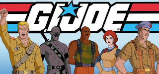 GI Joe Animated Series Logo