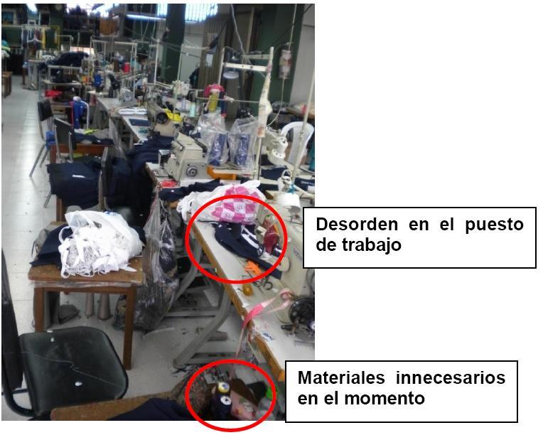 HERRAMIENTAS LEAN MANUFACTURING: Resultados Obtenidos