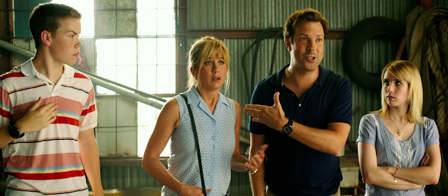 Pemain We're The Millers