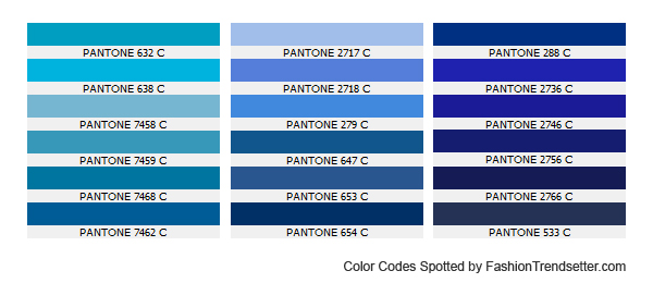 Facebook Colour Palette (Hex and RGB)