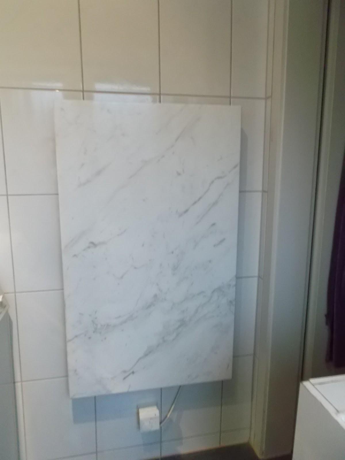 Infrarotheizung kaltes badezimmer kein problem - Radiator badezimmer ...