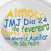 São Pedro de Aldeia investe em almoço em prol da JMJ para divulgar e arrecadar fundos para a Semana Missionária na cidade
