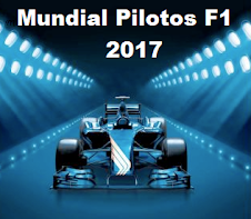 MUNDIAL PILOTOS F1 2017