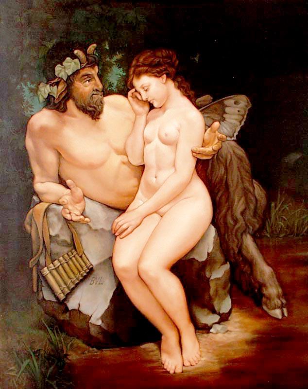 Порно богини греции