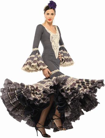 trajes de flamenca canasteros 2013 El Corte Inglés