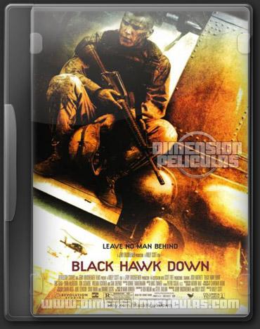 La Caída del Halcón Negro (DVDRip Español Latino)