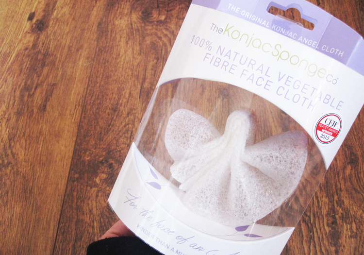Konjac Angel Cloth review