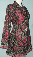 Busana Modern batik
