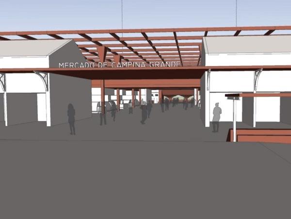 Revitalização da Feira Central de Campina Grande