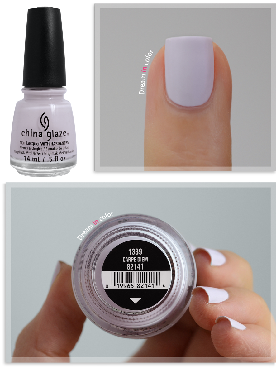 China Glaze Carpe Diem