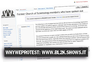 WWP: Big List of Ex-Scientologists