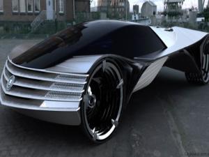 Mobil Masa Depan Pakai Reaktor Nuklir