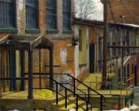 Juegos de Escape Abandoned Factories Street Escape Solución
