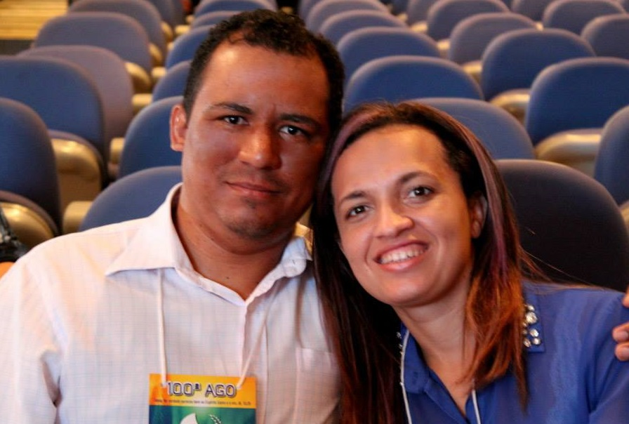 Pb. Francisco Chaves e Adriana