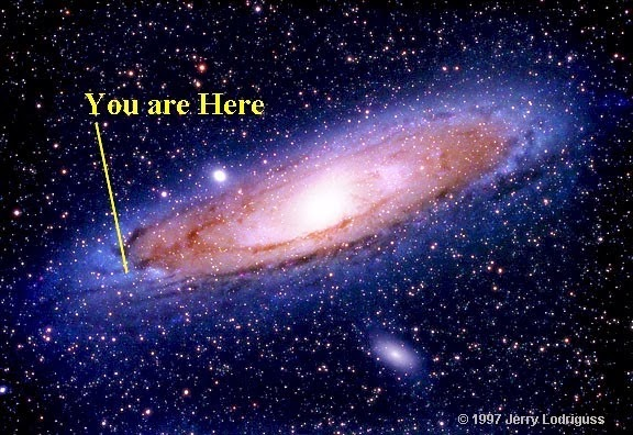 distance from galaxies to each other - photo #22