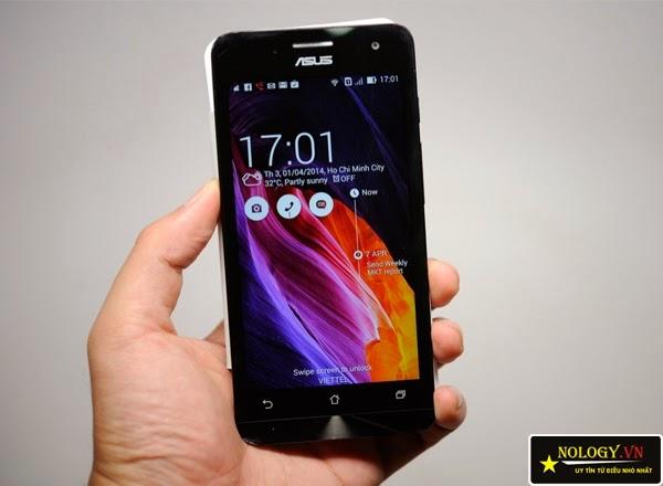 Asus Zenfone 5 màn hình