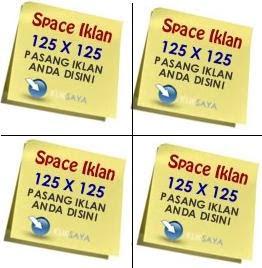 PASANG IKLAN BANNER 125 x 125