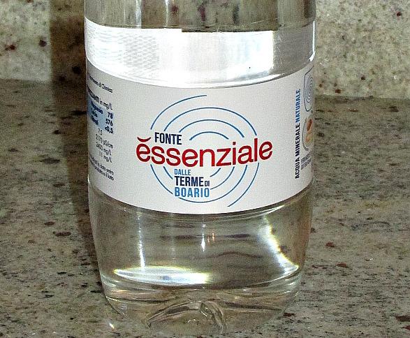 Etichetta Fonte Essenziale