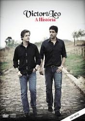 DVD A historia  Gravadora:Sony Music  Lançamento:novembro de 2010
