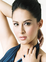 Marian Rivera perfect in blue