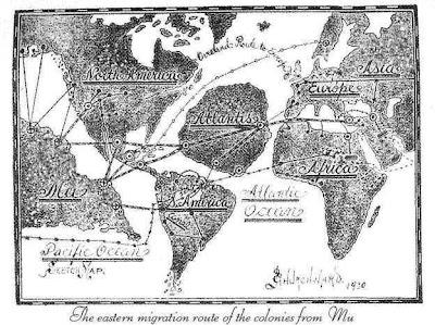 Atlantis'in Tünel Sistemleri