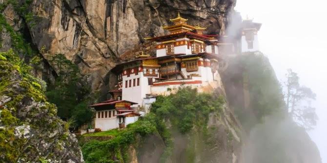 Paro Taktsang , Bhutan
