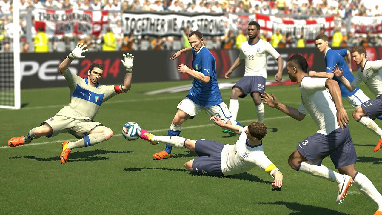 Pro Evolution Soccer 2014 world challenge review